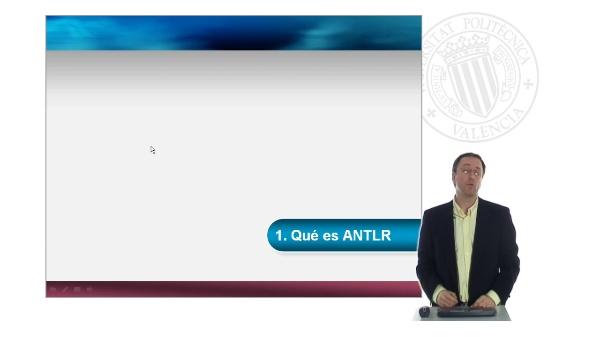 ANTRL. Introducción al generador de procesadores de lenguajes