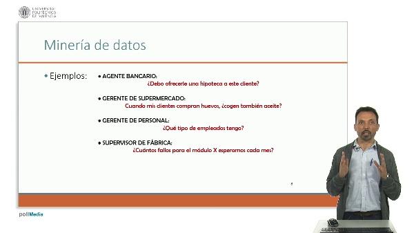 Ejemplos de minería de datos