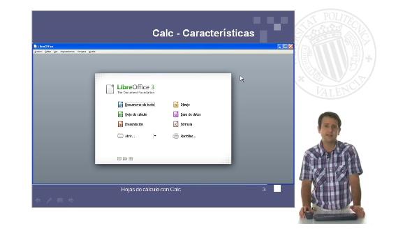Calc: hojas de cálculo con software libre: Conceptos básicos