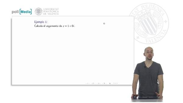 Números Complejos: Cálculo de Argumentos