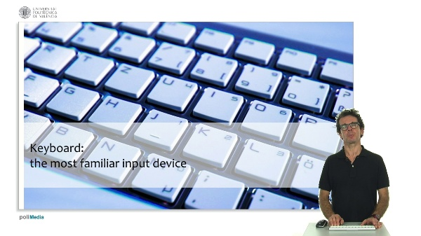 Input Devices. Keyboard