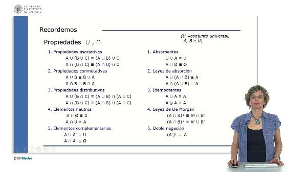 Un ejercicio de aplicación del teorema de inclusión-exclusión en teoría de conjuntos