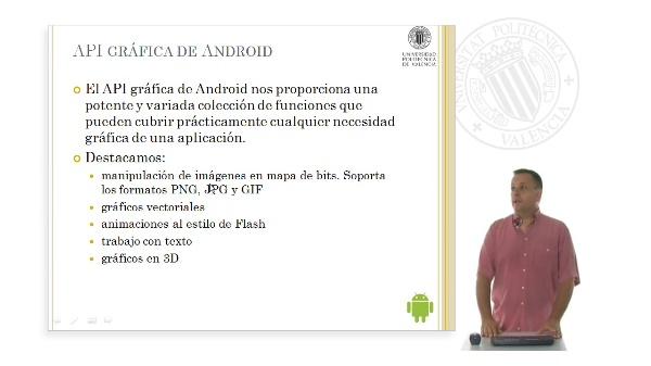 APIs para gráficos en Android