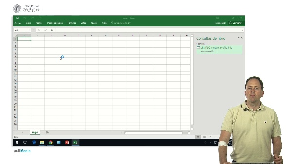 Excel. Power Query. Seleccionar el separador digital, modificaciones de columna