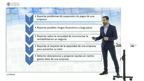 Unidad 3. La contabilidad como fuente de información empresarial - 4. Toma de decisiones a Partir de los Estados Financieros