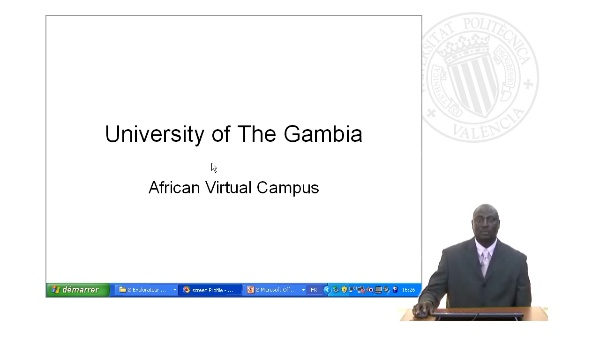 University of The Gambia