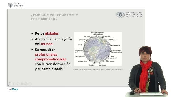 Master Universitario en Cooperación al Desarrollo. Especialidad de Gestion de Proyectos y Procesos de Desarrollo