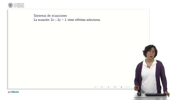 Sistemas de ecuaciones lineales 2