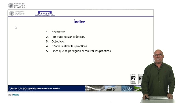 Prácticas en Empresa. Generalidades.