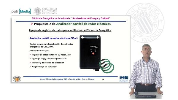 M5.b2 Equipos de medida para auditorías: analizadores de redes II