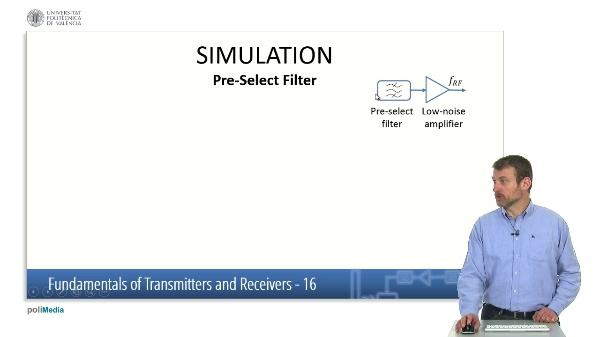 Fundamentals of Transmitters and Receivers IV