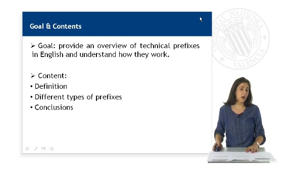 Technical Prefixes