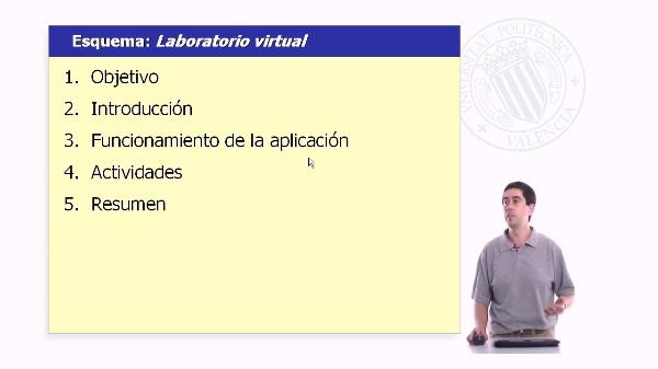 Laboratorio virtual de electricidad vía Web
