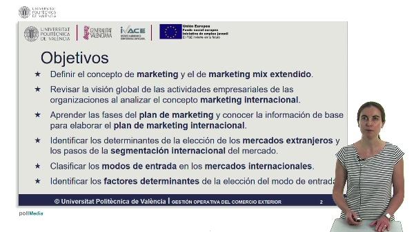 Presentación Unidad Didáctica Marketing Internacional