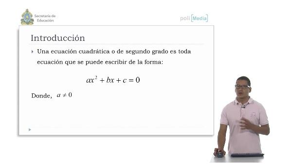 Solución de ecuaciones cuadráticas por Factorización - Casos Prácticos