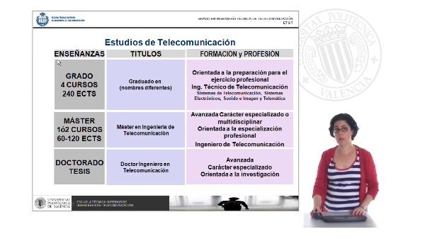 Grado en ingenieria técnica de telecomunicación