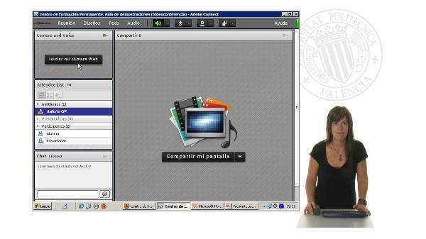 Utilización del audio y vídeo