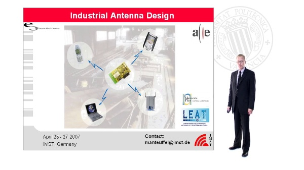 Industrial Antenna Design