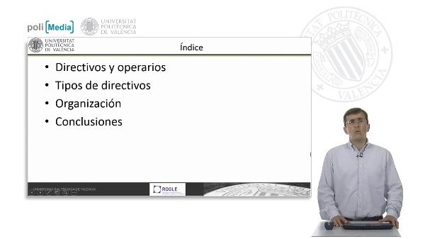 Directivos en las organizaciones