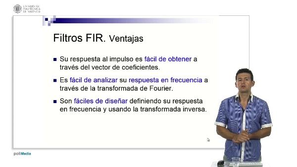 Ventajas e inconvenientes de los filtros FIR
