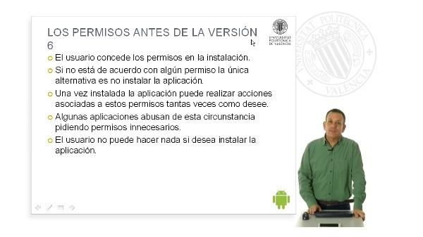 Permisos en Android 6.0 Marshmallow