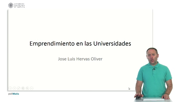Emprendimiento en universidades