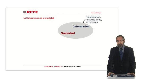 La cominicación en la era digital.