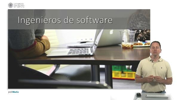 Carreras profesionales en las Tecnologías de la Información. Desarrollo de software