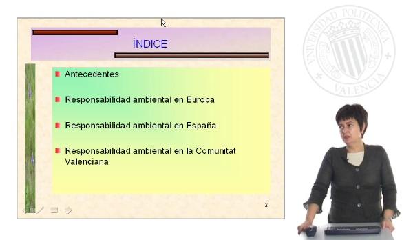 Marco normativo de la Responsabilidad Ambiental en España
