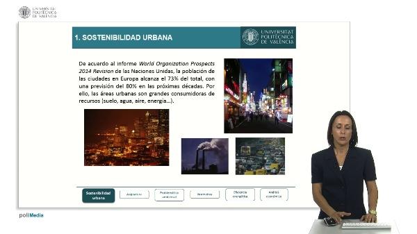 Presentación de la asignatura. Sostenibilidad urbana: edificación y ciudad
