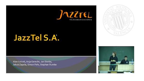 Jazztel S.A.