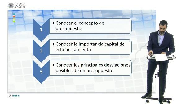 Unidad 3. La contabilidad como fuente de información empresarial - 5. Análisis Presupuestario