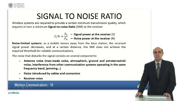 Wireless Communications. The Transmission Equation IV