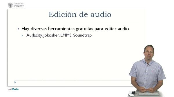 Edicion de audio