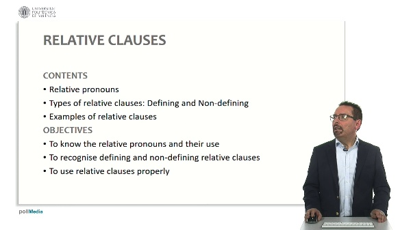 English Grammar: Relative Clauses