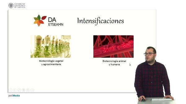 Sistema de votación de asignaturas optativas. Grado Biotecnología (CAS)