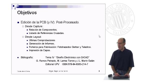 Prontuario de OrCAD. Layout: Edición de la PCB ( y IV)