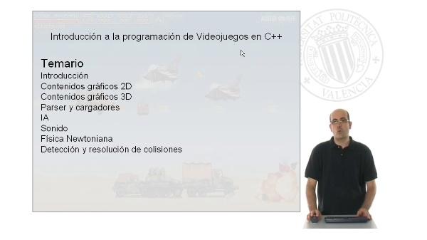 Introducción a la programación de videojuegos en C++