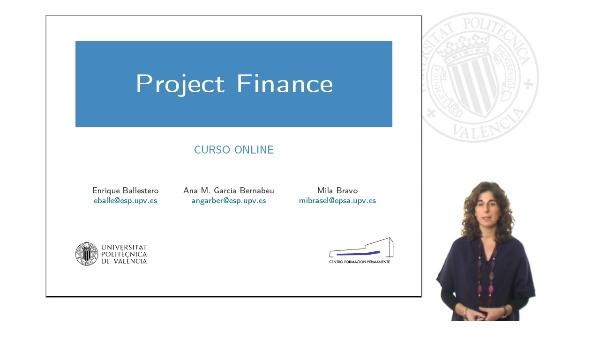 Presentación curso Project Finance