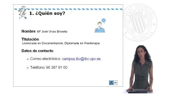 Profesora Mª José