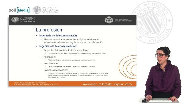 Master Universitario en Ingeniería de Telecomunicación