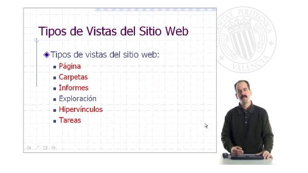 Diseño y mantenimiento de páginas web - II