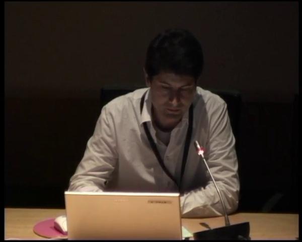 Comunicación: Rafael Temes Cordovez. Dificultades para la identificación de los resultados de investigación en Urbanismo en los sistemas de evaluación nacional