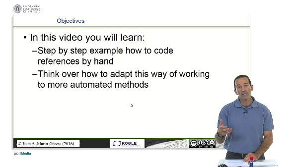 Example hand coding (BASIC)