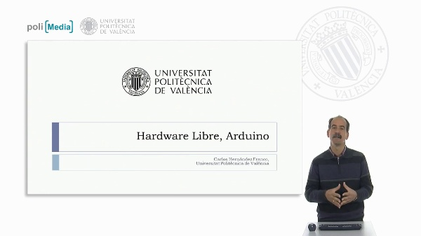 Hardware libre. Arduino