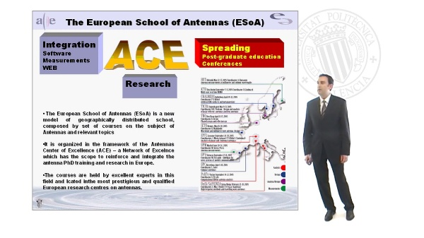 European School of Antenas