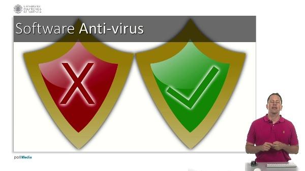 Medidas de seguridad informática. Antivirus, Firewalls, detección de intrusiones, formación