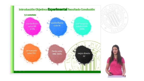 Procesos de tintura textil utilizando bio-surfactantesprovenientes del compostaje de residuos urbanos
