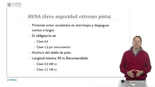 Ingeniería Aeronáutica - RESA (Área seguridad extremo pista)
