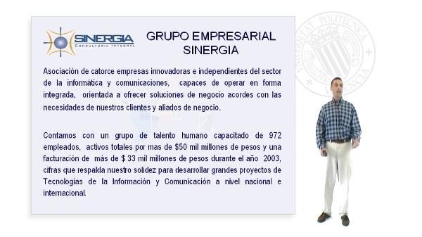 Grupo Empresarial Sinergia